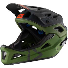 Leatt DBX 3.0 Enduro Kask rowerowy, forest